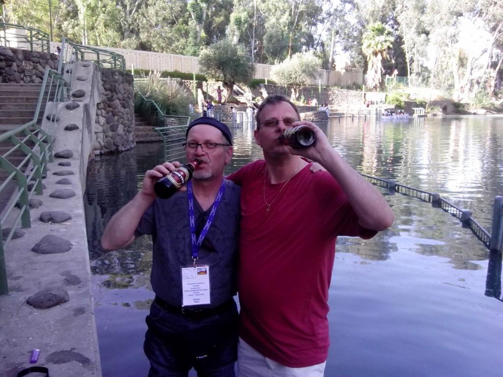 Björn in Israel